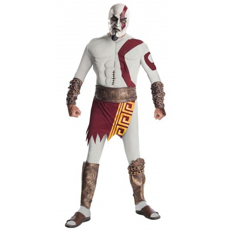 God Of War Kratos Costume image