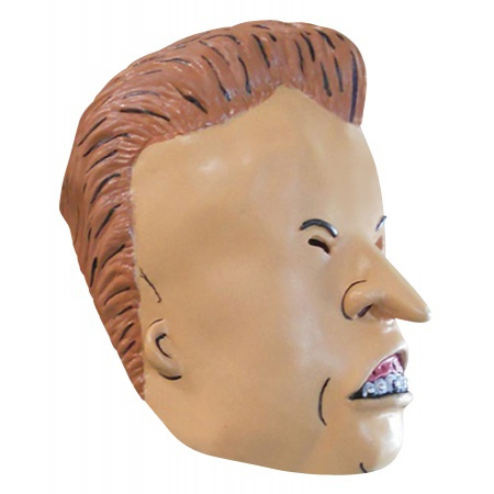 Adult Butthead Mask image