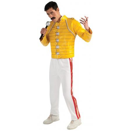 Freddie Mercury Costume image