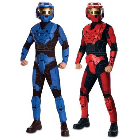 HALO Spartan Costume image