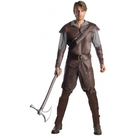 The Huntsman Costume Medieval Fairytale image