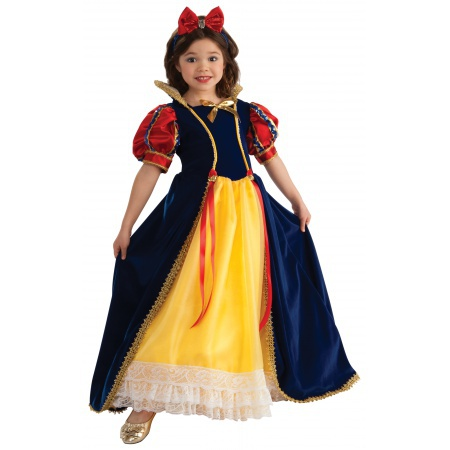 Snow White Costume Kids image