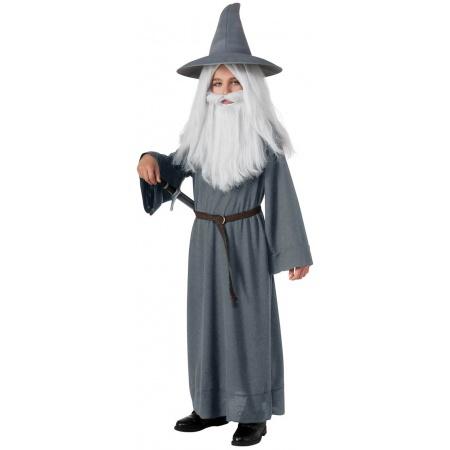 Kids Gandalf Costume image
