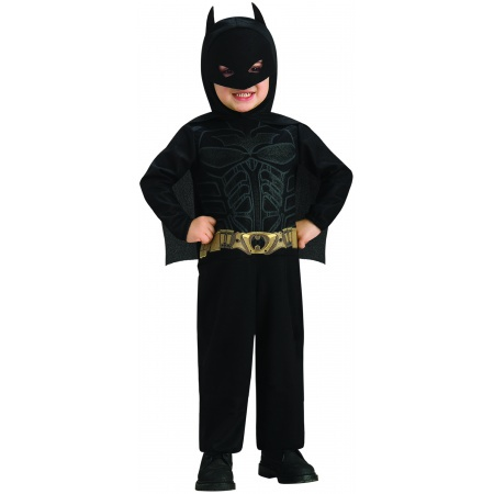 Batman Toddler Costume image