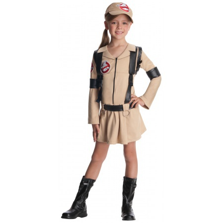 Ghostbusters Costume For Kids image