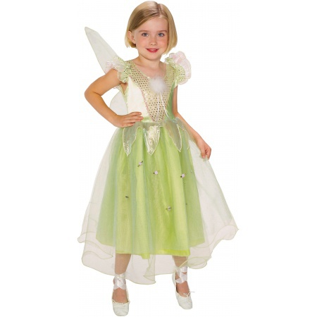 Kids Tinkerbell Costume image
