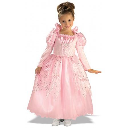 Pink Fairytale Princess Costume Dress-Up image
