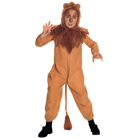Lion Costume For Kids image