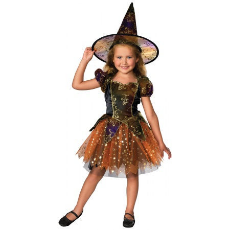 Elegant Witch Costume image