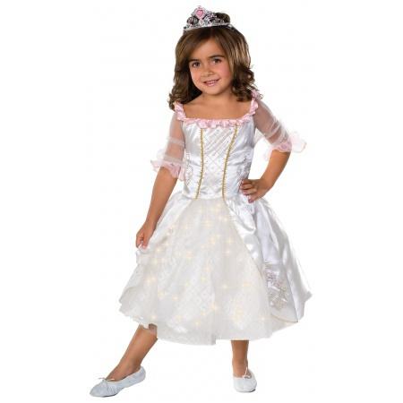 White Princess Costume image