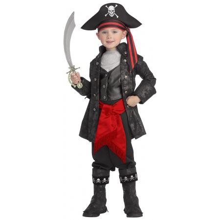 Kids Pirate Costume image