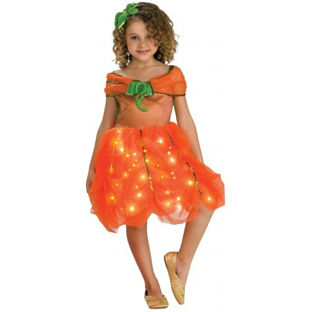 Pumpkin Princess Costume image