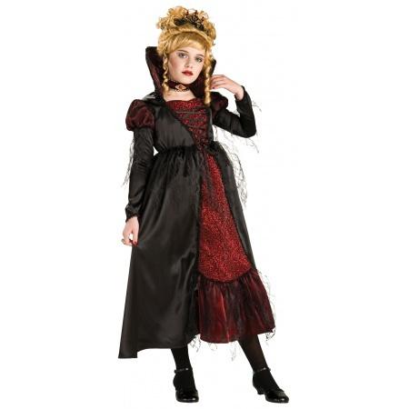 Kids Vampire Costume  image