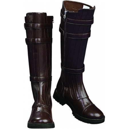 Jedi Boots Brown image