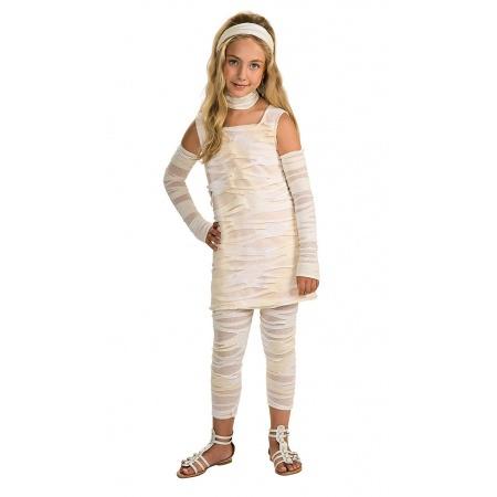Mummy Costume Girl image