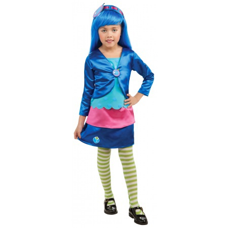 Deluxe Blueberry Muffin Costume image