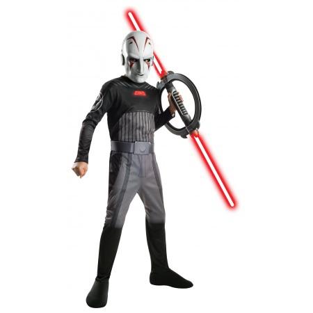 Star Wars Inquisitor Costume image