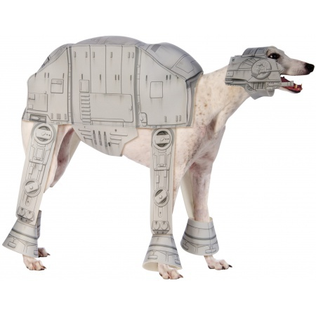 Star Wars At-at Dog Costume image