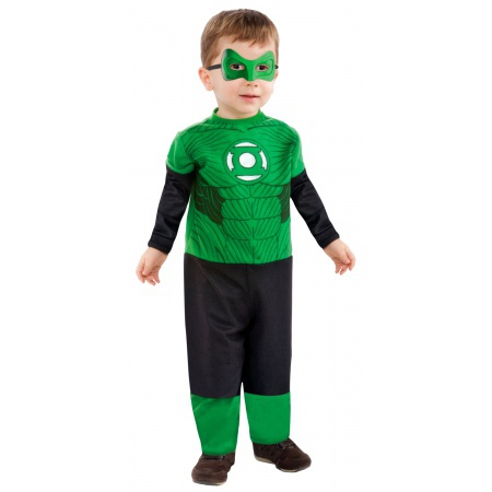 Green Lantern Toddler Costume image