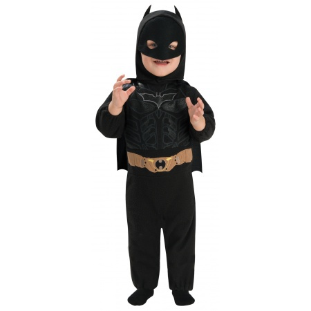 Batman Costume For Baby Boy image