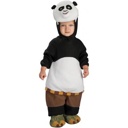 Kung Fu Panda Baby Po Costume image