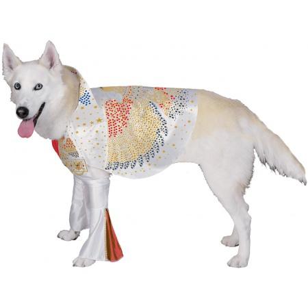 Elvis Dog Costume image