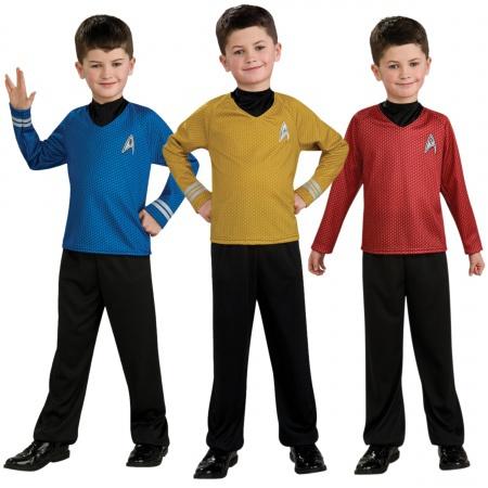 Star Trek Costume For Kids image