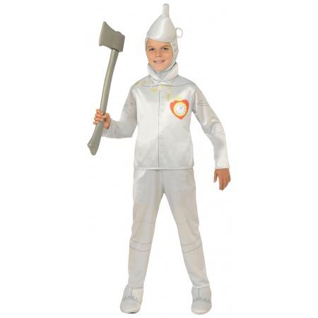 Tin Man Costume  image