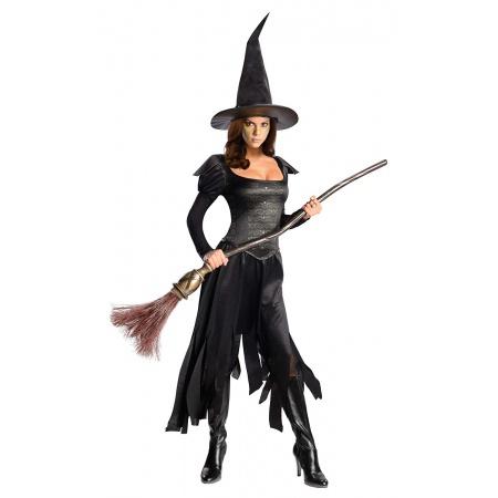 Theodora Witch Costume image