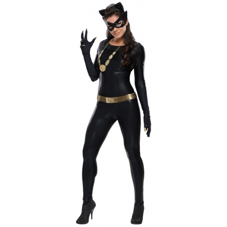Deluxe Catwoman Costume image