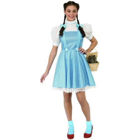 Adult Dorothy Costume image