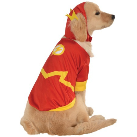 Flash Dog Costume image