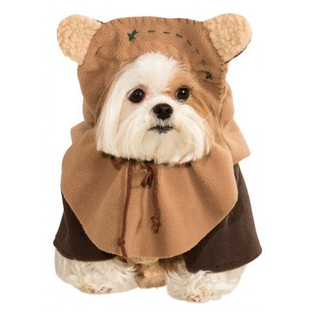 Ewok Dog Costume  image