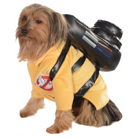 Ghostbuster Dog Costume image