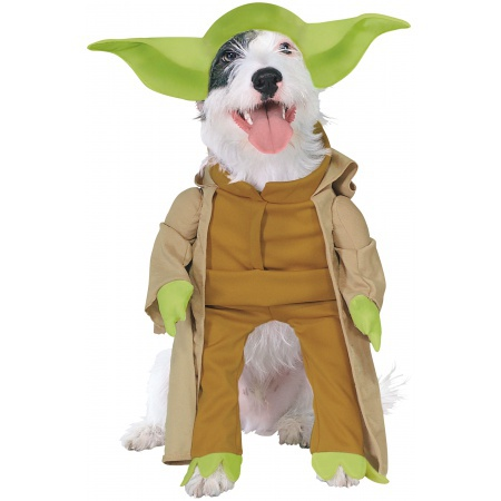 Yoda Dog Costume image