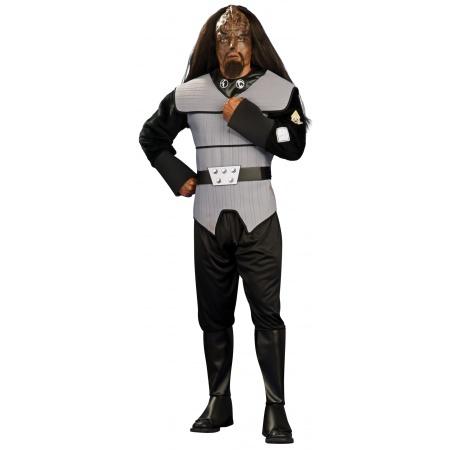 Klingon Costume image