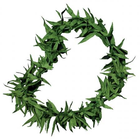 Marijuana Lei image