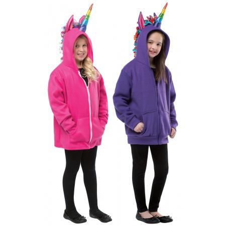 Unicorn Hoodie image