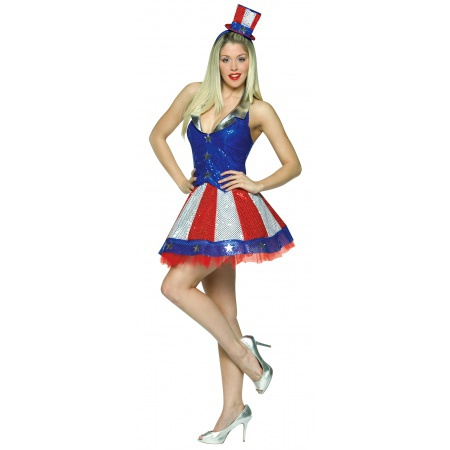 4th Of July Costume image