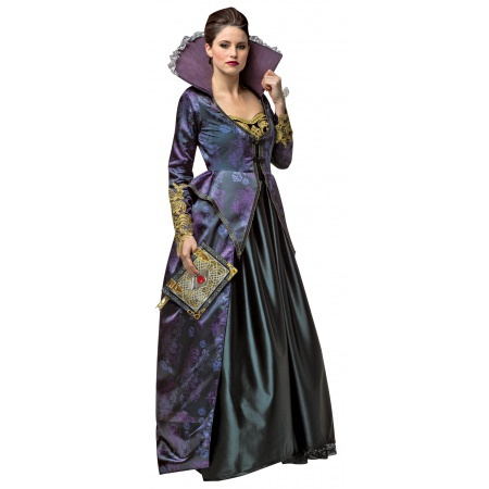 Evil Queen Once Upon A Time Costume image