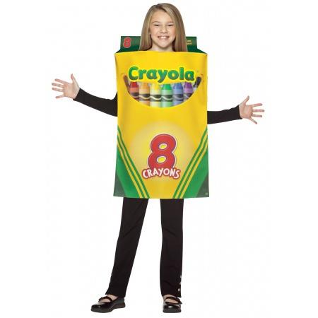 Crayola Crayon Box Costume image