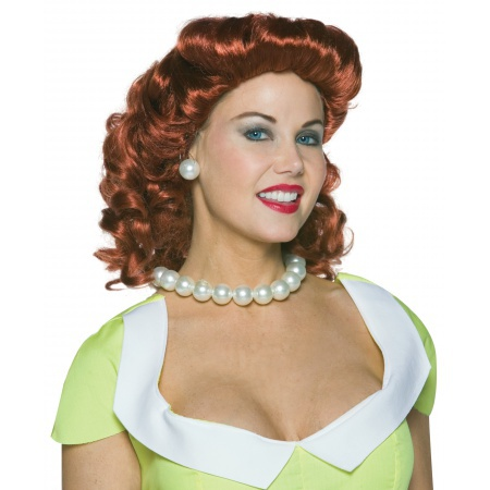 50s Housewife Wig image