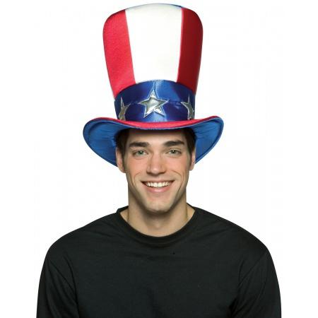 Uncle Sam Hat  image