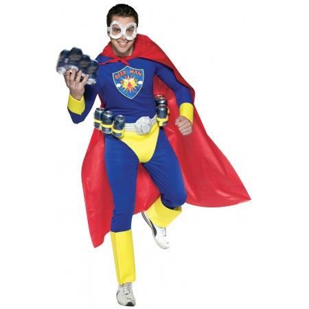 Beer Superhero image