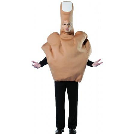 Middle Finger Costume image