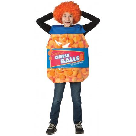 Cheese Ball Costume image