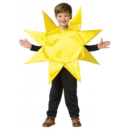 Kids Sun Costume image