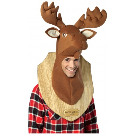 Moose Head Costume image