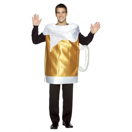Beer Mug Costume image