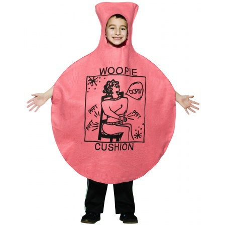 Kids Whoopie Cushion Costume image